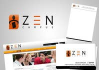 Contest Entry #104 for Logo Design for The Zen Campus