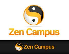 Jevangood tarafından Logo Design for The Zen Campus için no 49