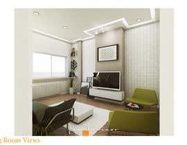 Nro 44 kilpailuun Kitchen & Living room Interior Design käyttäjältä PageTsewinor