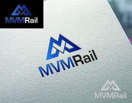 #54 for Design a Logo for MVM Rail by slamet77