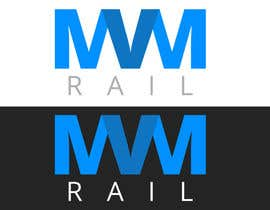 #86 for Design a Logo for MVM Rail by piratepixel