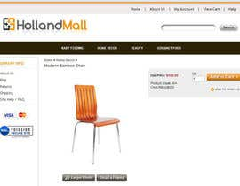 #84 para Logo Design for HollandMall por facebooklikes007
