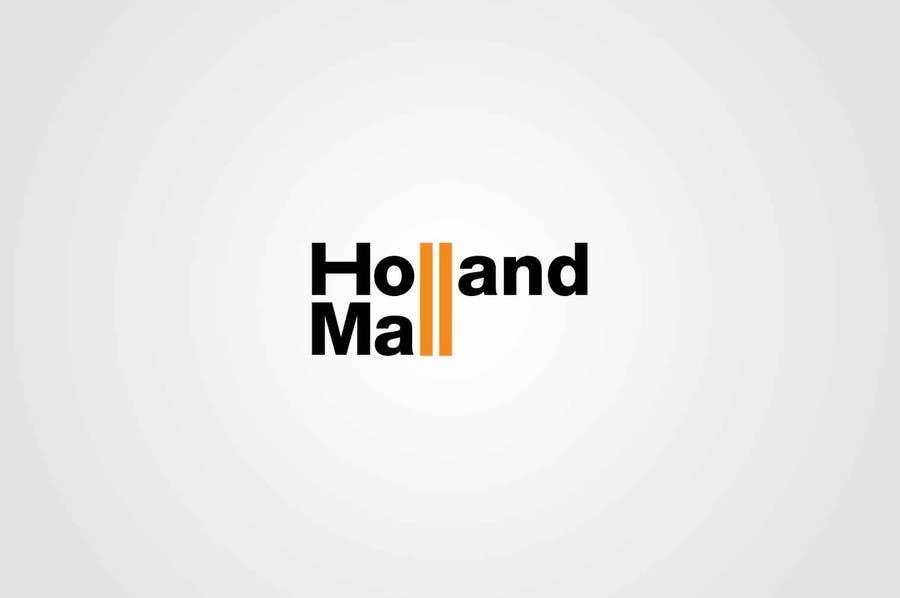#44 for Logo Design for HollandMall by IzzDesigner