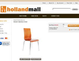 #18 para Logo Design for HollandMall por ezra66