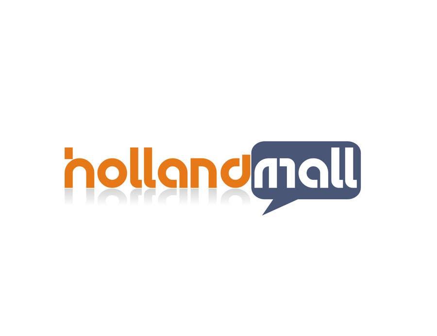 #104 for Logo Design for HollandMall by ezra66