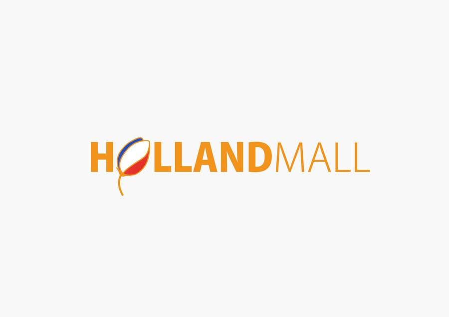#109 for Logo Design for HollandMall by ssabinn