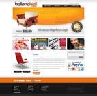 Logo Design for HollandMall için Graphic Design167 No.lu Yarışma Girdisi