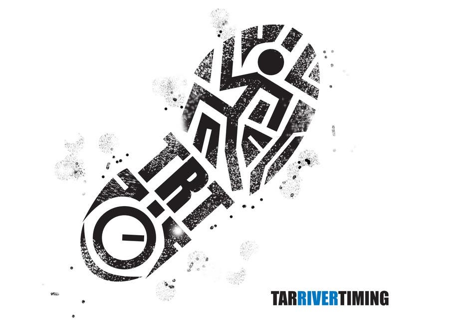 #77 for Logo Design for Tar River Timing by benpics