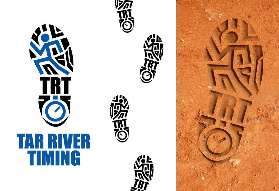 #74 for Logo Design for Tar River Timing by benpics