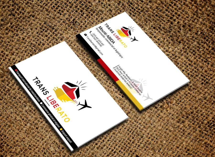 Entry #118 by debopriyo88 for Design a Business Cards using this ...