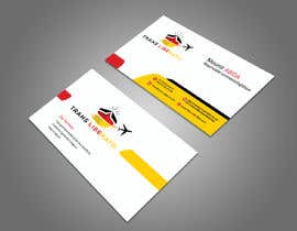 Sonia7452 tarafından Design a Business Cards using this logo and information :1 için no 126