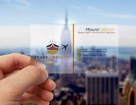 #116 for Design a Business Cards using this logo and information :1 af shohan33