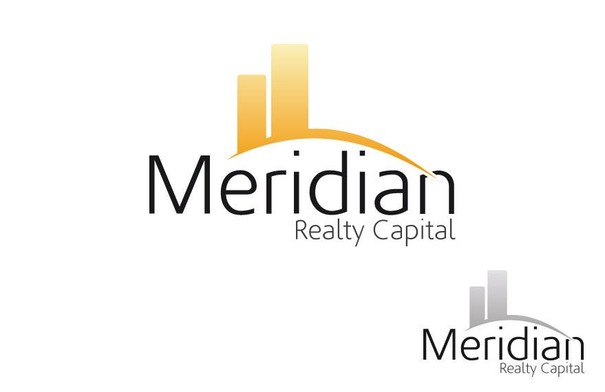 #534 for Logo Design for Meridian Realty Capital by subdurmiente