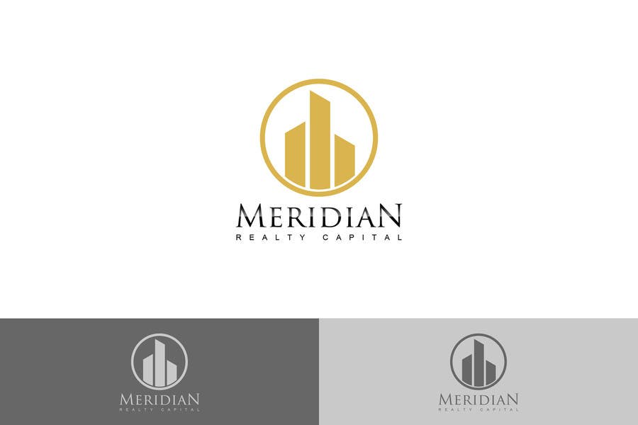 #177 for Logo Design for Meridian Realty Capital by qoaldjsk