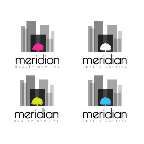 #536 for Logo Design for Meridian Realty Capital by SteveReinhart