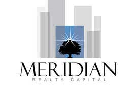 #505 para Logo Design for Meridian Realty Capital por SteveReinhart