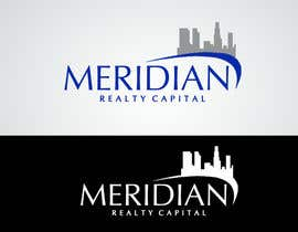 #169 para Logo Design for Meridian Realty Capital por sarah07