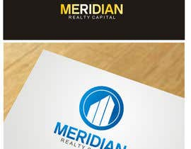 #385 para Logo Design for Meridian Realty Capital por ezra66