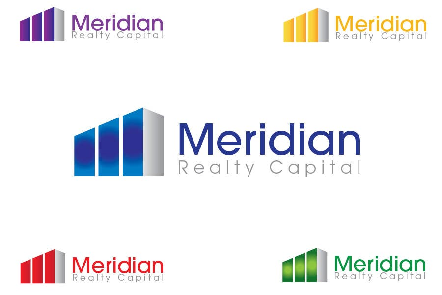 #102 for Logo Design for Meridian Realty Capital by iffikhan