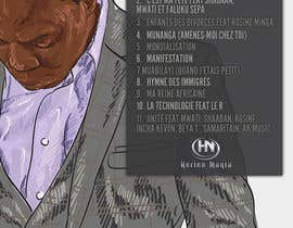 #15 for CD cover Design for Herléo Muntu af violeta1354