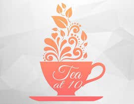 #75 for I need logo design for Tea at 10 af designbookstudio