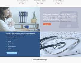 #65 for Design a Website Mockup by ssidd80