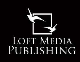 lorikeetp9 tarafından Logo Design for Loft Media Publishing Srl için no 813