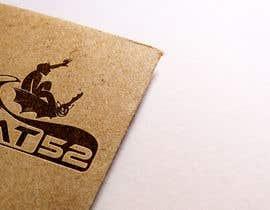 #13 for BAT52 logo  for a Surfboard af AWAIS0