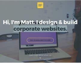 rajatayyab5127 tarafından Design a Web Developer Portfolio için no 2