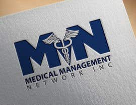 "#838 untuk Design a Logo for a Medical Company, ""Medical Management Network Inc."" oleh Ahstudio1"