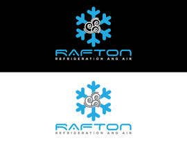 #47 for New logo for Refrigeration & Air Conditioning Business af obayedhsagor