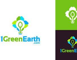 #242 for Logo Design: 1GreenEarth.com + Follow up work by bujarluboci