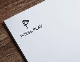 #69 for Press Play business logo by ramzdesigner