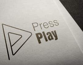 #29 for Press Play business logo by cimizsida