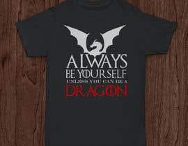 #25 cho Design T-shirt: Always be yourself... bởi libertBencomo