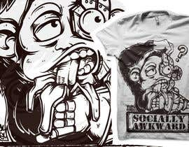 #210 for T-shirt Design for Metal Monkey Industries af crayonscrayola