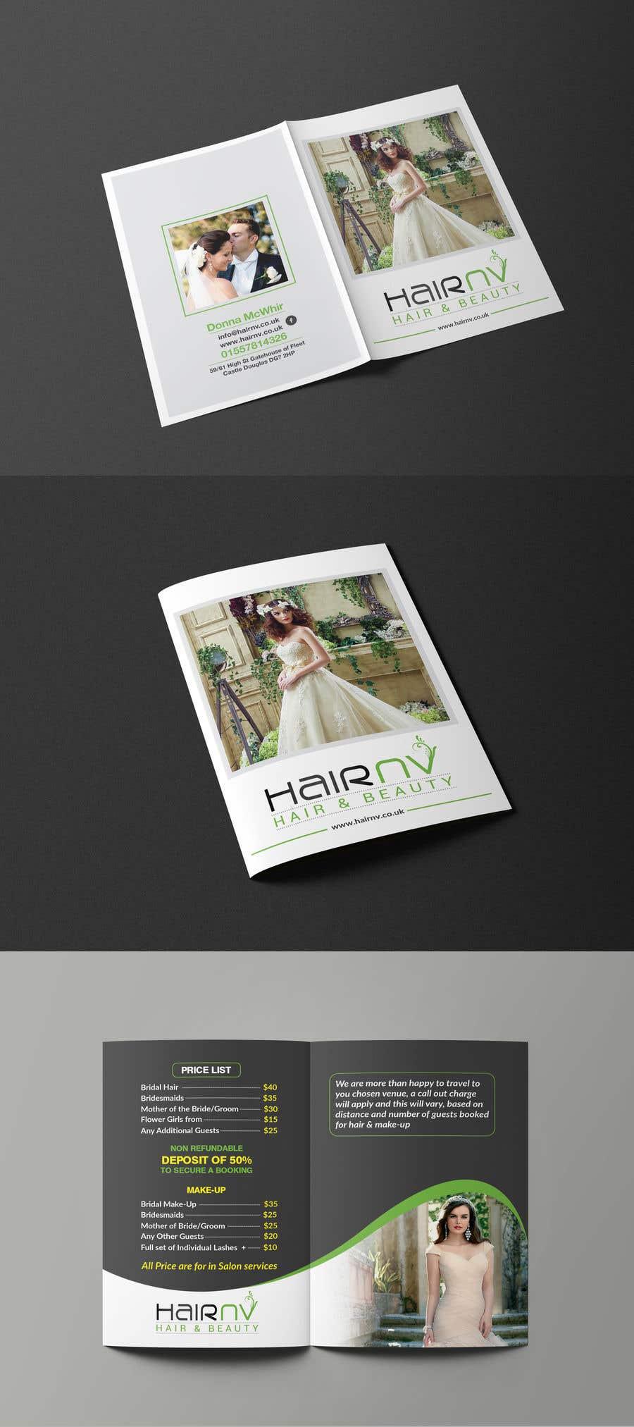 Kilpailutyö #16 kilpailussa Design a Mini Brochure