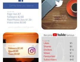 #2 for Design advertisements for Instagram by bodavk