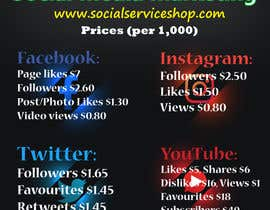#12 for Design advertisements for Instagram by ziaulhoque538