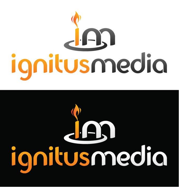 Konkurrenceindlæg #387 for Logo Design for ignitusmedia.