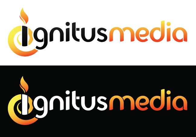Konkurrenceindlæg #389 for Logo Design for ignitusmedia.