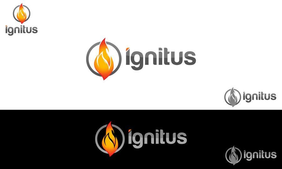 Konkurrenceindlæg #392 for Logo Design for ignitusmedia.