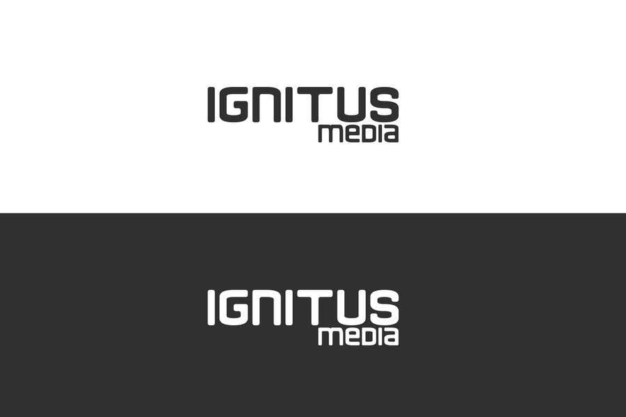 Konkurrenceindlæg #425 for Logo Design for ignitusmedia.