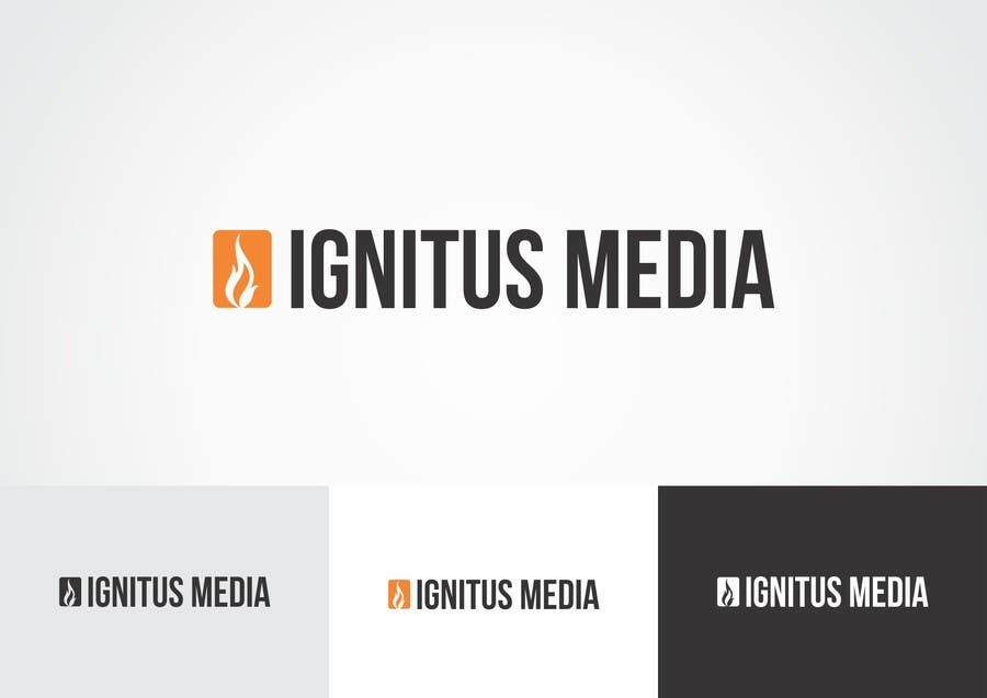 Logo Design Contest Entry #93 for Logo Design for ignitusmedia.