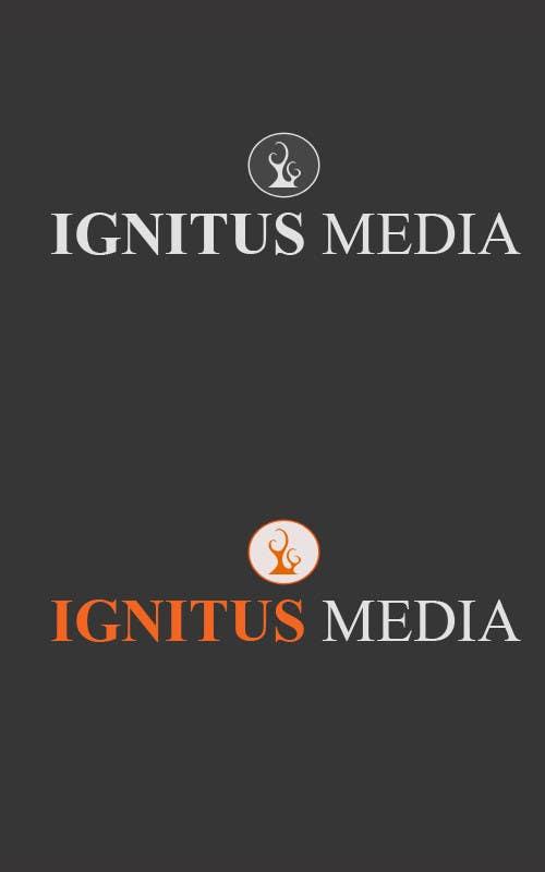 Konkurrenceindlæg #476 for Logo Design for ignitusmedia.