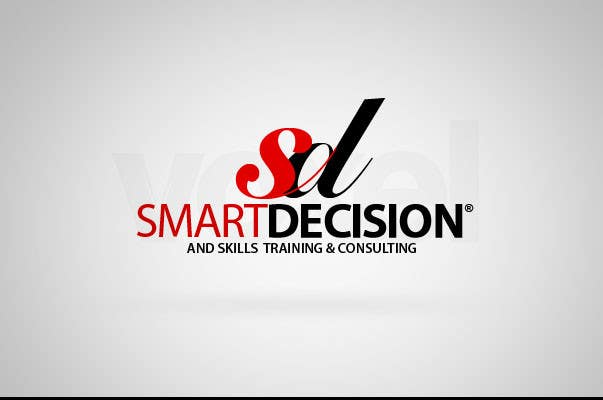 #20 for Logo Design for Smart Decision and Skills Training & Consulting by VoxelDesign