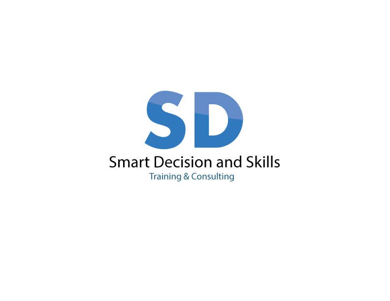 #25 for Logo Design for Smart Decision and Skills Training & Consulting by donekirov24