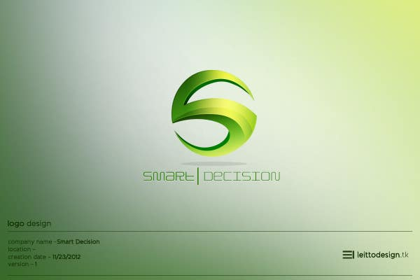 #145 for Logo Design for Smart Decision and Skills Training & Consulting by Leitto