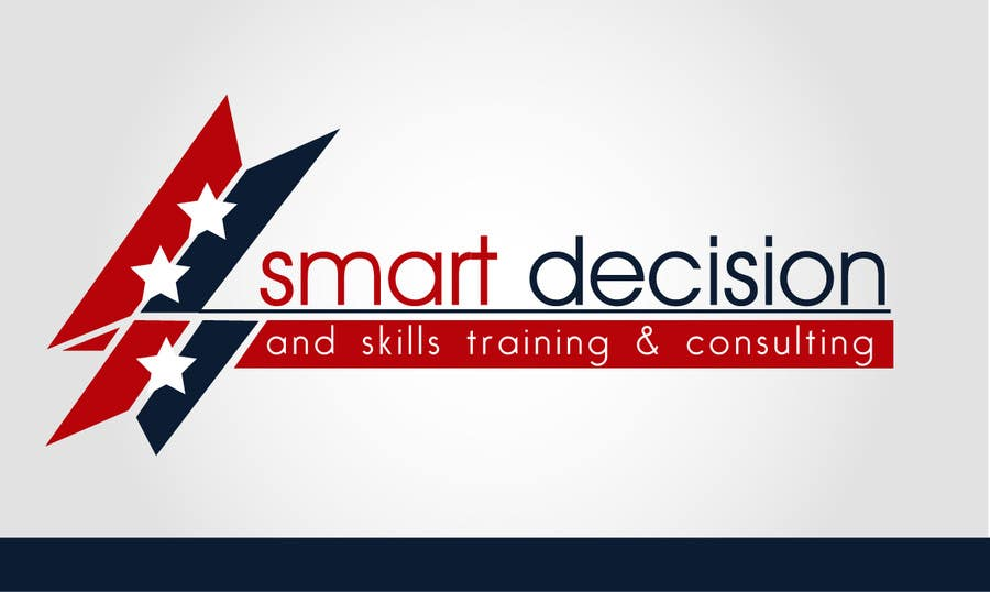 #144 for Logo Design for Smart Decision and Skills Training & Consulting by infogra