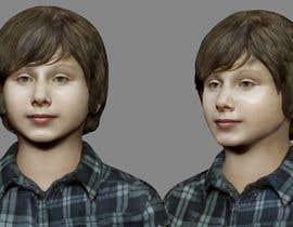 Nro 16 kilpailuun Need 3D head mesh from reference images käyttäjältä pmaity776